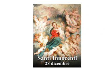 IL SANTO di oggi 28 Dicembre –  Santi Innocenti – Martiri