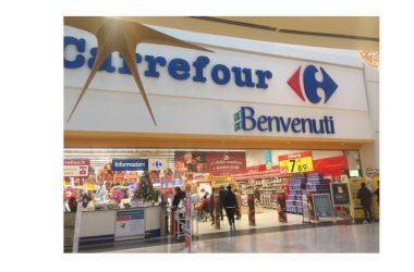 Carrefour Marcianise: prolungato l'orario per le feste di Natale