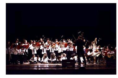 Capodrise, concerto dell'Accademia Suzuki nella chiesa di Sant'Andrea
