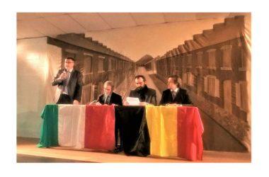 In Belgio, a Mons e Marcinelle, per chiudere l'anno commemorativo