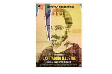 """Il cineforum di Caserta Film Lab presenta """"Il Cittadino Illustre"""" di Gastón Duprat e Mariano Cohn"""