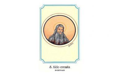 IL SANTO di oggi 10 gennaio – Sant' Aldo