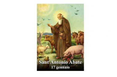 Il SANTO di oggi – Sant' Antonio Abate