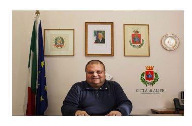 Alife, un videomessaggio di auguri da parte del sindaco Salvatore Cirioli