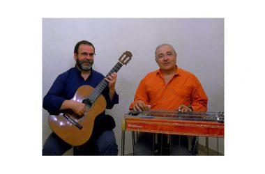 Bottega Del Teatro, Caserta, 3 Febbraio. Concerto del Duo Ferdinando Ghidelli e Antonio De Innocentis