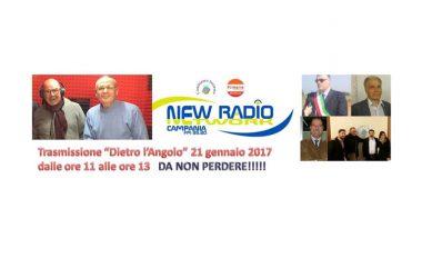 """Maddaloni, Nuovo Speciale elezioni a """"Dietro L'Angolo"""" sabato 21 gennaio 2017 dalle 11 alle 13"""