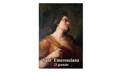 IL SANTO di oggi 23 Gennaio – Sant' Emerenziana