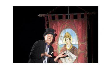 """Sabato 4 febbraio: Federico Salvatore in """"Sono apparso a San Gennaro"""", al Teatro Garibaldi di Santa Maria Capua Vetere"""