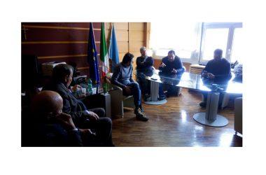 Ponte Margherita, il Comitato incontra il Presidente facente funzioni Lavornia
