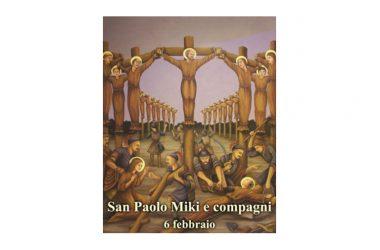 IL SANTO di oggi 6 Febbraio –  San Paolo Miki e compagni