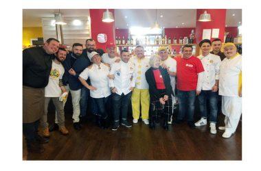 Pizza e solidarietà binomio vincente.  Nuova iniziativa per donare un sorriso ai più bisognosi