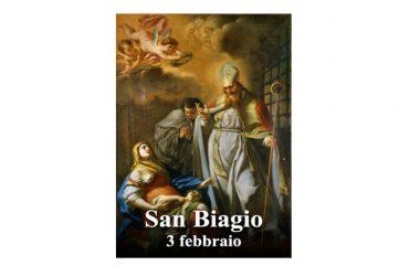IL SANTO di oggi 3 Febbraio – San Biagio