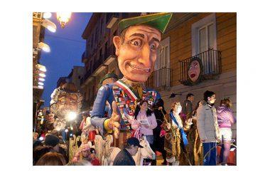 Il Carnevale di Capua 2017: ecco il programma dedicato alla iella