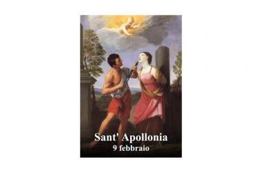 IL SANTO di oggi 9 Febbraio – Sant' Apollonia