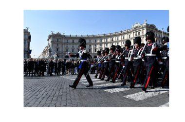 Difesa: Sottosegretario Rossi a messa in suffragio di Don Alberto Genovese, Duca di San Pietro.