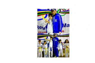 Interregionale Marche di Taekwondo: è super Caputo, primo posto per il teverolese
