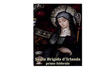 IL SANTO di oggi 1 Febbraio 2017 – Santa Brigida d'Irlanda (di Cell Dara)