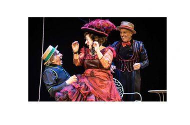"""Sabato 18 febbraio: Tato Russo in """"Gran Cafè Chantant"""" da Eduardo Scarpetta, al Teatro Comunale Costantino Parravano di Caserta"""