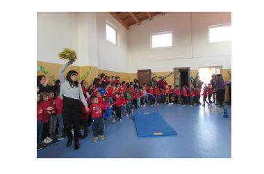 Inaugurazione palestra comunale plesso scolastico di Arnone
