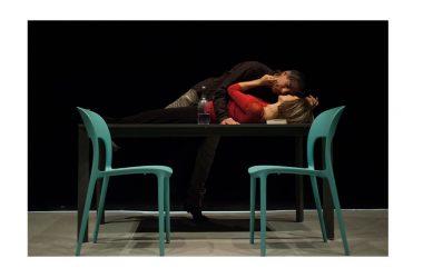 Teatro Civico 14 POLVERE – dialogo tra uomo e donna – di Saverio La Ruina