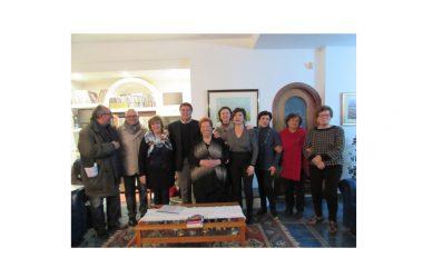 Letteratitudini programma l'incontro di Febbraio 2017 con UGO FOSCOLO: L'UOMO, IL POETA, IL COMBATTENTE – FIGURA UMANA
