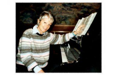 Una primavera intensa e impegnativa per Ada Gentile. Per la compositrice abruzzese conferenze, incontri e concerti in diverse capitali europee