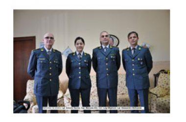 Cambio al vertice alla Tenenza della Guardia di Finanza di Montesarchio – Arriva il casertano Bellopede.