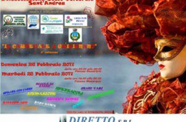 """""""Il carnevale a Gricignano"""": sei associazioni insieme per la quinta edizione"""