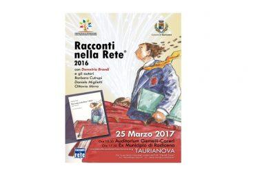 Racconti nella Rete a Cosenza e Taurianova. Doppio appuntamento il 24 e 25 marzo