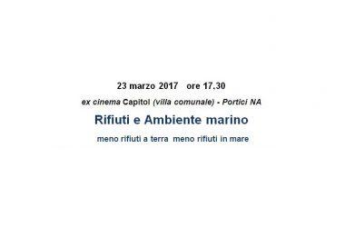 Focus convegno a Portici sul #marinelitter per CleanSeaLIFE e Econuotata per #rifiutizero
