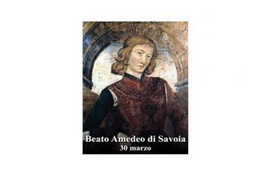 IL SANTO di oggi 30 Marzo – Beato Amedeo IX di Savoia