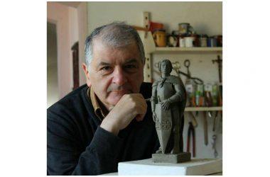 L'artista alifano Gianni Parisi alla Triennale di Arti Visive di Roma