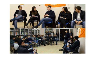 I Giovani democratici: «Questa è la Recale che abbiamo in mente»