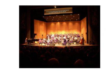 Il Coro e l'Orchestra del Conservatorio dell'Aquila protagonisti nelle manifestazioni per i 60 anni dei Trattati di Roma (Roma, Parco della Musica, 25 marzo, ore 21)
