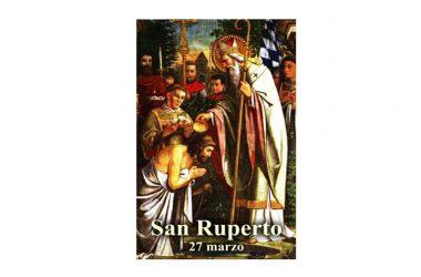 IL SANTO di oggi 27 Marzo – San Ruperto