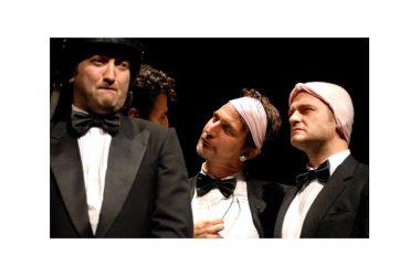 Al Teatro Civico 14 di Caserta dal 31 marzo al 2 aprile 2017 Teatri Uniti e Onorevole Teatro Casertano presentano MAGIC PEOPLE SHOW