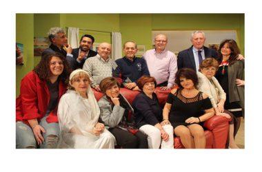 """Teatro, Successo della commedia """"Il vedovo….. consolabile"""" della compagnia """"Il mio Teatro"""" di Riccardo Cafaro"""