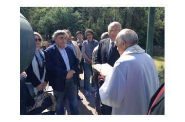 Arriva l'acqua nei campi agricoli dell'Alto Casertano e della Valle Telesina