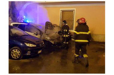 Alife, incendiate due auto del sindaco Cirioli. Consiglio Comunale per votare il dissesto