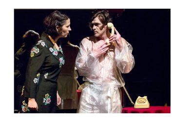 """Giovedì 20 aprile, debutto: Ernesto Lama e Elisabetta D'Acunzo ne """"Le cinque rose di Jennifer"""" di Annibale Ruccello, al Teatro Elicantropo di Napoli"""