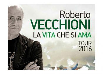Roberto Vecchioni in concerto – giovedì 27 aprile ore 22 – Centro commerciale Campania Caserta