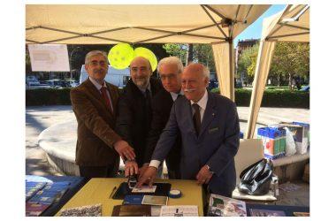 """"""" Lions Day a Caserta """" –  I Lions Club al servizio dei fratelli poveri  con problemi di vista"""