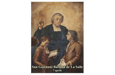 IL SANTO di oggi 7 Aprile – San Giovanni Battista de La Salle