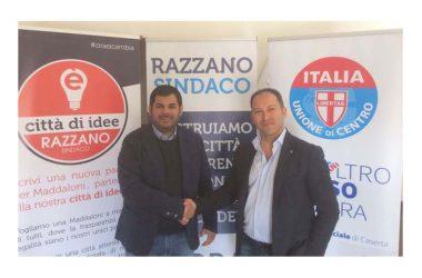 """Sferragatta spiega il perché del sì a Razzano: un Puc a """"zero"""" case  e l'impegno per l'apertura del casello autostradale"""