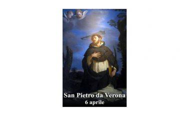 IL SANTO di oggi 6 Aprile – San Pietro da Verona