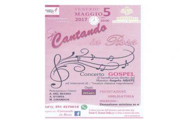 Cantando in rosa, serata di beneficenza in favore della lotta ai tumori al seno