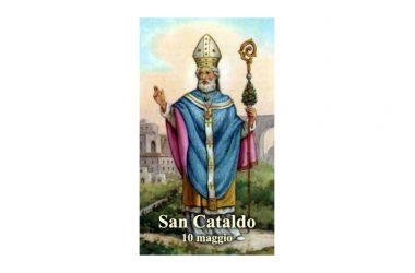 IL SANTO di oggi 10 Maggio – San Cataldo di Rachau