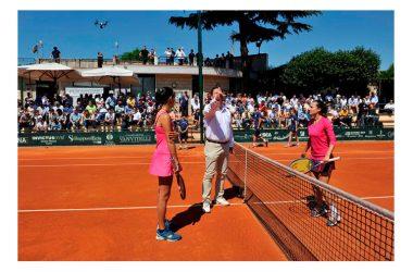 """Presentazione della trentesima edizione degli """"internazionali"""" di tennis """"Città di Caserta – Power Gas Tennis Cup"""
