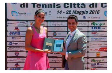 """Sabato al via la trentesima edizione degli """"internazionali"""" di tennis """"Città di Caserta – Power Gas Tennis Cup"""""""