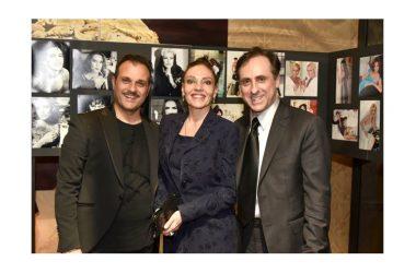 Antonello De Pierro celebra i 30 anni di carriera di Gennaro Marchese